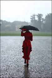 London Rain by Abessinier