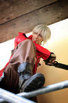 Dante Cosplay - Hey there