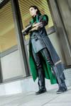 Loki Cosplay (Marvel's the Avengers)