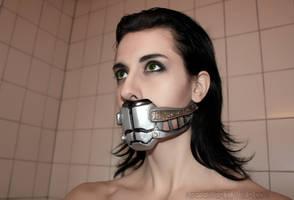 Loki Cosplay: Muzzle