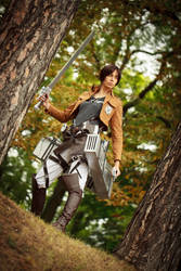 Ymir Cosplay - Attack on Titan!