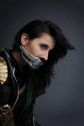 Loki - Iron-Stitched Lips by Abessinier