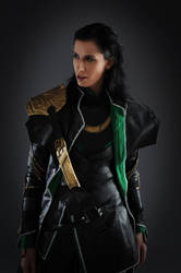 Loki Cosplay - Mischief to Menace by Abessinier