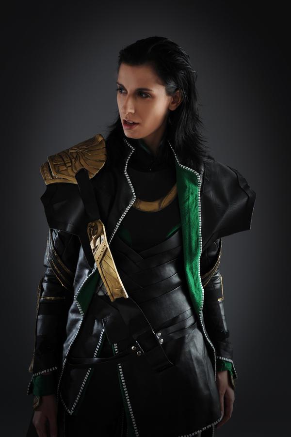 Loki Cosplay - Mischief to Menace by Abessinier