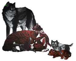 [C] * A part of the 'Fallen' family by DigitalFroxe