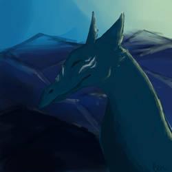 Dragon by NaivePanda