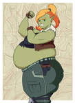 YCH - Adventure Orc
