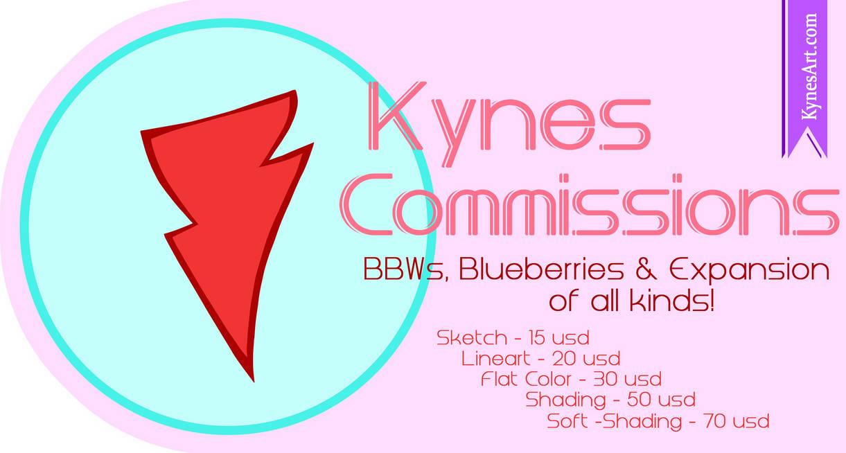 Comms Open! 3 slots: July 17 - 24!
