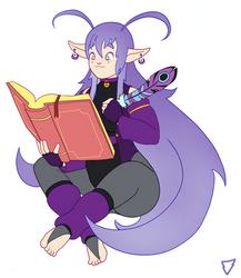 Aryn the Gnome Scholar