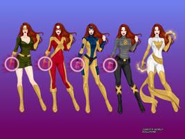I love Jean Grey! by marvelboy1974