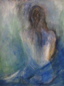 Unknown Figure - Acrylic  7*