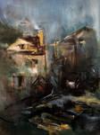 Acrylic Landscape - 43