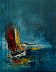 Red Sailboat...206