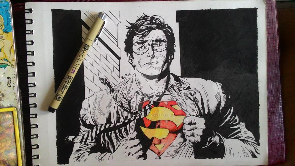 Superman by BlazingRaz36