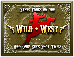 Blog Promo Graphic - Wild West by Authsauce