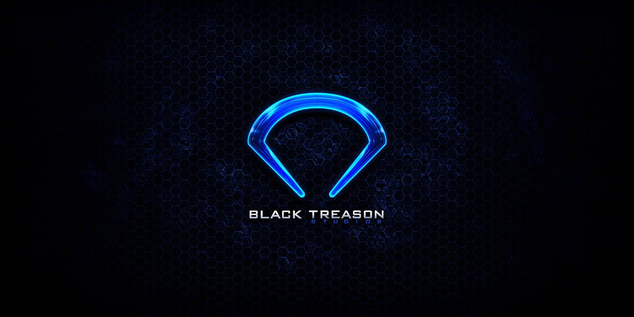 Black Treason Studios Logo - Stylized
