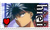 hiei by meimei-stamps