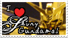 i heart shiny gundams by meimei-stamps