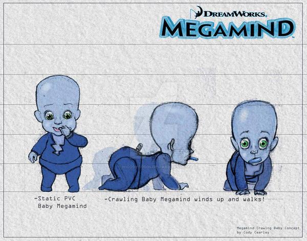 Megamind by hicodycod3s