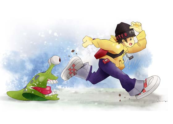 Digimon World by hicodycod3s