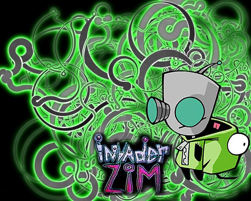 wallpaper invader zim gir piggy - photo #40