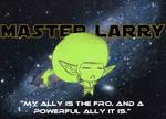 Master Larry by holdingontobelieve