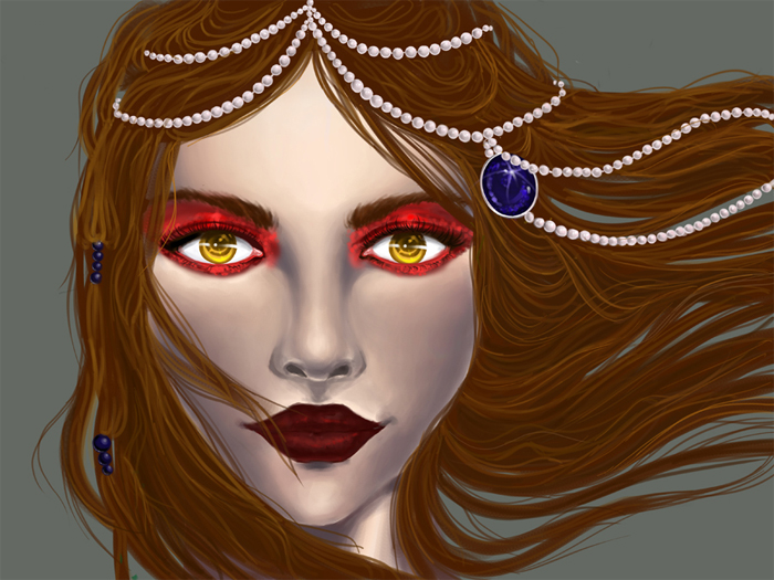 Fire Eyes by natasha2808