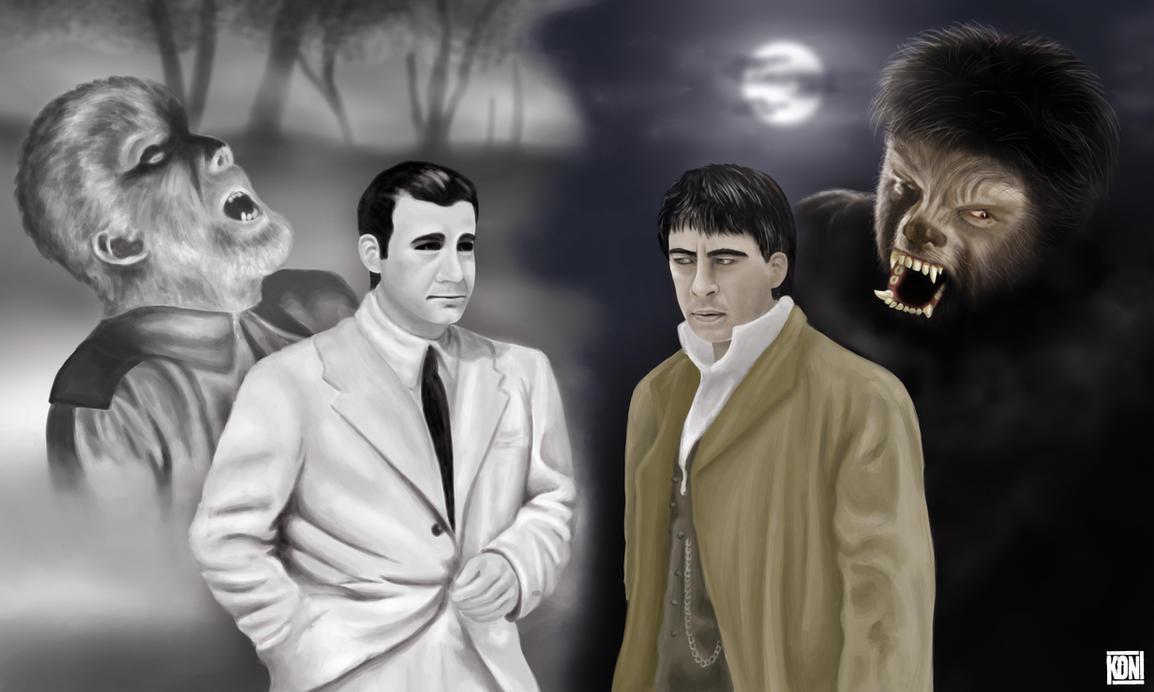 Wolfman 1941 2010 By C0nNy On DeviantArt