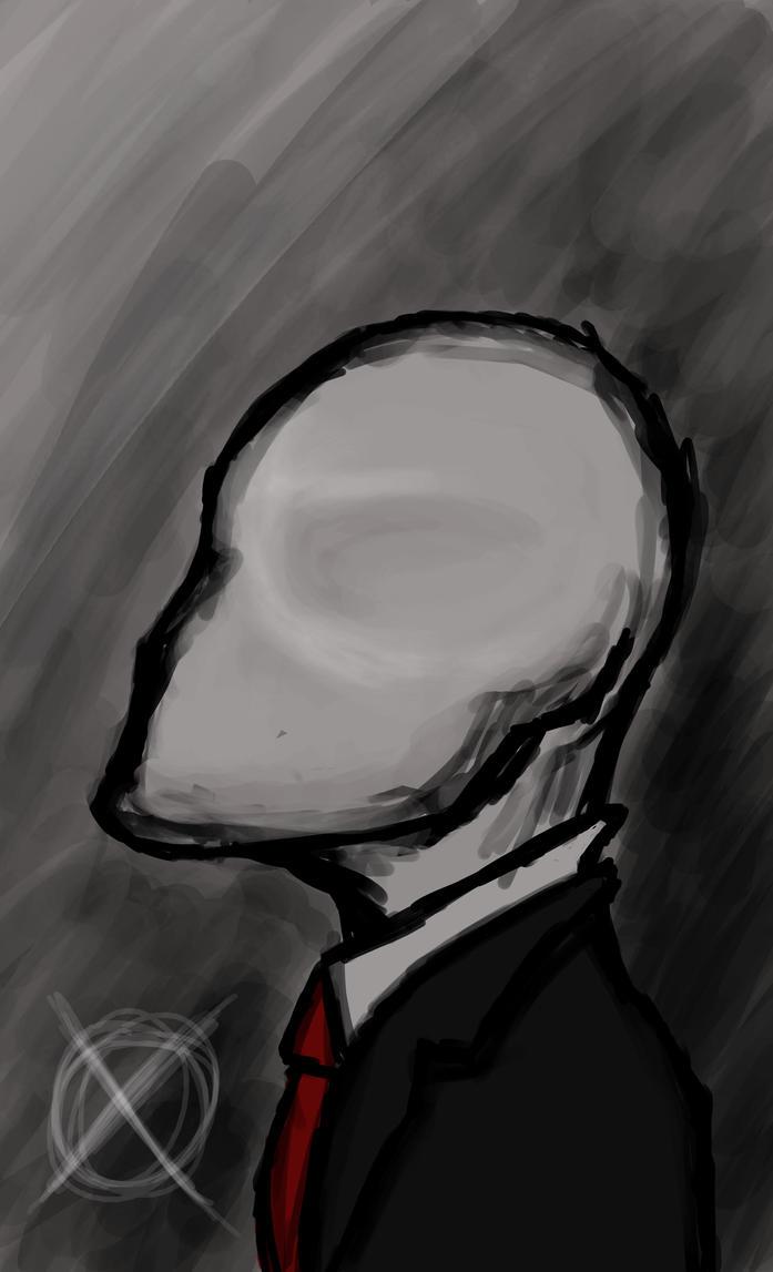 Slender by doodles4cash