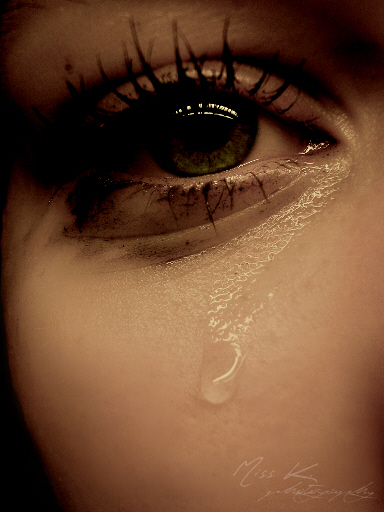 The last tear. by PisikeP2takas