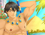 Ramesses ( Ramses ) Fate Grand Order yaoi by 7angelm