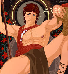 Ares Greek God ))) hot guy ))) by 7angelm