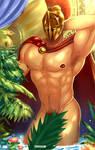 Leonidas, Fate/Grand Order, Lancer