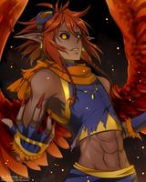 SV:: Acheron by retrozero