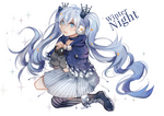 Winter Night Miku