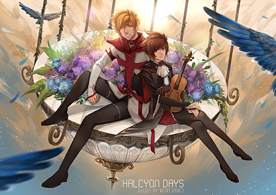 Halcyon Days by retrozero