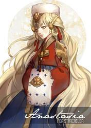 CM: Anastasia by retrozero
