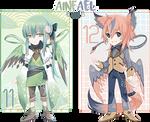 [CLOSED] Ainfael auction 11-12