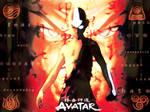 Avatar Wallpaper - Book Fire