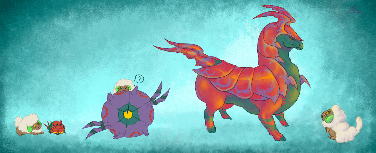 Scolipede By Tornaroundtheedges On Deviantart