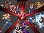 Fighting Monster Anime Battle Royale