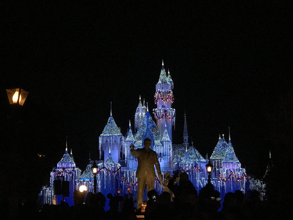 Disneyland Pic by Hiccup-Hedgehog18