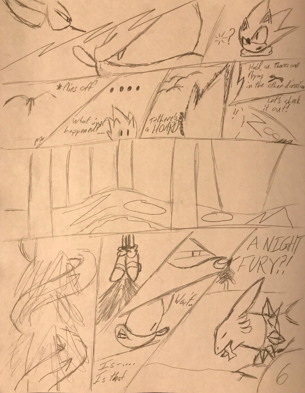 The Sea of the Night Sky page 6 by Hiccup-Hedgehog18