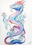 Design : Dragon Tattoo