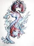 Design : Wolf of Seasons