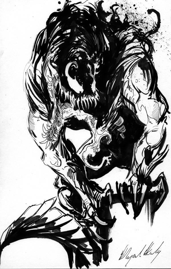 Venom by Abz-J-Harding