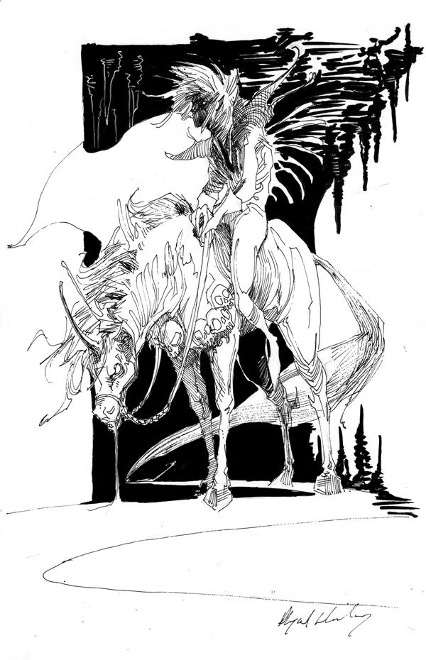 nightmare by Abz-J-Harding