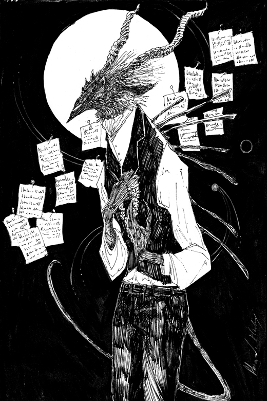 Teacher by Abz-J-Harding