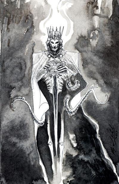 Dead King by Abz-J-Harding