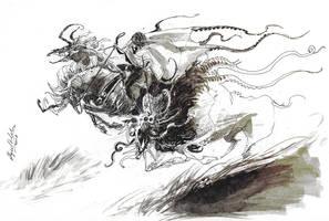 Runaway Chaos by Abz-J-Harding
